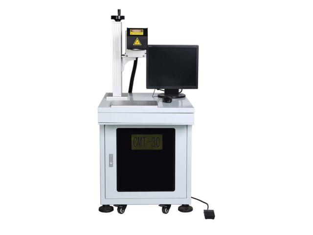 Máquinas: Máquina : Maquina a Laser - Gravação em Metal