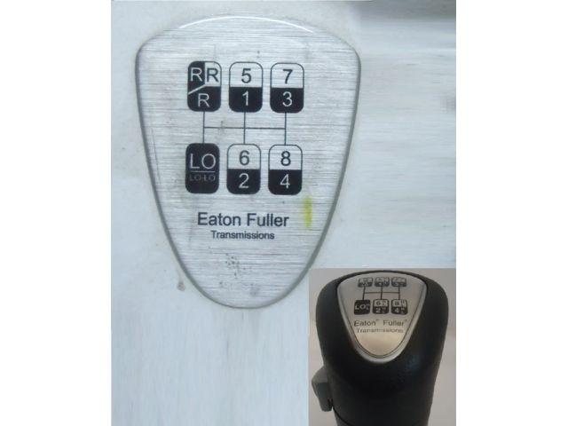 Destaques: Emblema Transmissions Eaton Fuller S-2876