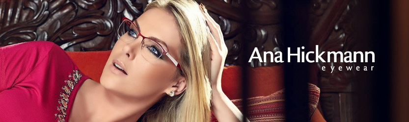 Óculos de Grife | Anna Hickmann