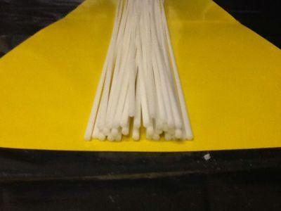 Produtos em Destaque: VARETA PVC REDONDA  2mm X 1000 PCT C/ 10