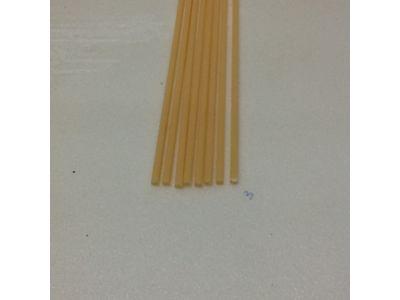 Produtos em Destaque: VARETA QUADRADA EM ABS 3mm X 3mm X 1000 PCT/ 10 UNID MARFIN