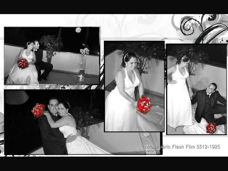 Album de Casamento - Allan e Joelma