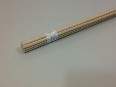 Produtos em Destaque:  Vareta Caxeta Redonda 8 mm x 930 mm PCT C/ 10